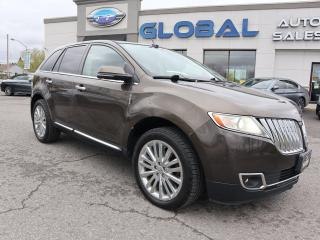 Used 2011 Lincoln MKX for sale in Ottawa, ON