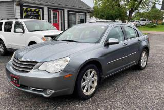 Used 2007 Chrysler Sebring Sdn Touring for sale in Tiny, ON