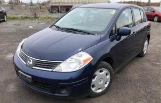 Used 2008 Nissan Versa 1.8 S ~ NO ACCIDENTS~ CERTIFIED~ 3 YEAR WARRANTY ~ for sale in Oakville, ON