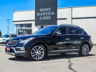 Used 2016 Infiniti QX50 AWD|360 CAMERA|NAVIGATION|BOSE|19