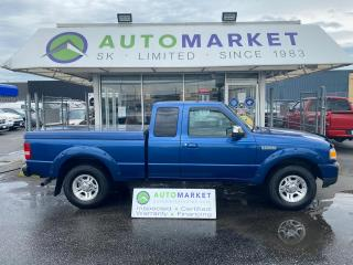 Used 2007 Ford Ranger XLT Sport SuperCab PWR GRP! FREE TONNEAU COVER TOW PKG. FREE BCAA & WRNTY! for sale in Langley, BC