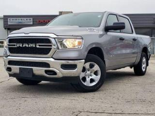 Used 2021 RAM 1500 Tradesman | DEMO | CHROME PKG | TOW HOOKS for sale in Listowel, ON