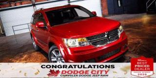 Used 2013 Dodge Journey R/T Rallye- AWD,Accident Free, Htd. Seats, Remote Start for sale in Saskatoon, SK