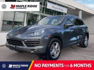 Used 2013 Porsche Cayenne DIESEL for sale in Maple Ridge, BC