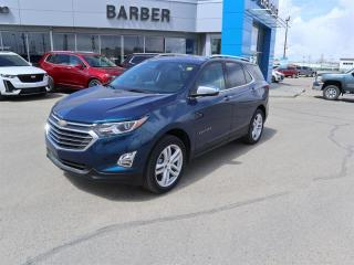 New 2021 Chevrolet Equinox AWD Premier 1.5t for sale in Weyburn, SK