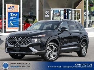New 2021 Hyundai Santa Fe Preferred for sale in Huntsville, ON
