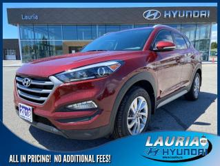 Used 2018 Hyundai Tucson 2.0L FWD Premium - LOW KMS for sale in Port Hope, ON