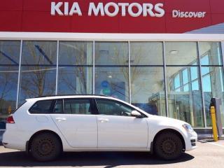 New 2017 Volkswagen Golf Sportwagen Comfortline for sale in Charlottetown, PE
