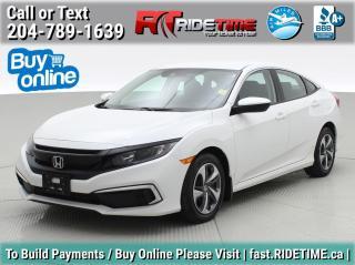 Used 2019 Honda Civic SEDAN LX for sale in Winnipeg, MB