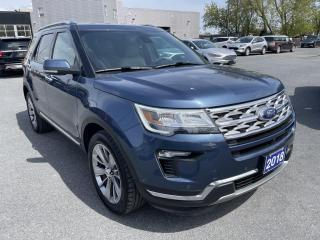 Used 2018 Ford Explorer LIMITED for sale in Cornwall, ON