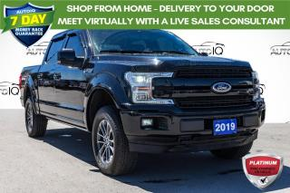Used 2019 Ford F-150 Lariat LOADED LARIAT | PANO ROOF for sale in Innisfil, ON