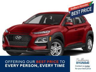 New 2021 Hyundai KONA 2.0L Essential for sale in Sudbury, ON