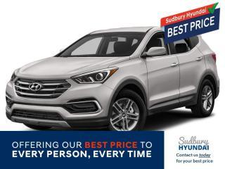 Used 2017 Hyundai Santa Fe Sport 2.4 Premium for sale in Sudbury, ON