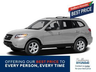 Used 2009 Hyundai Santa Fe for sale in Sudbury, ON