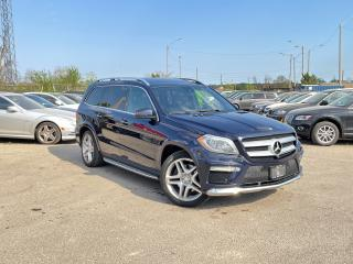 Used 2013 Mercedes-Benz GL-Class GL 550 for sale in Oakville, ON