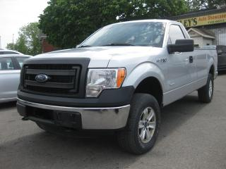 Used 2013 Ford F-150 XL 3.5L V6 Eco-boost 2dr Standard Cab 4x4 AC for sale in Ottawa, ON