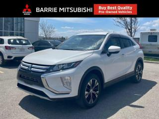 Used 2018 Mitsubishi Eclipse Cross SE for sale in Barrie, ON