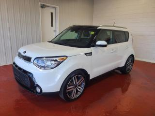 Used 2016 Kia Soul SX for sale in Pembroke, ON