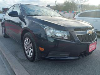 Used 2011 Chevrolet Cruze LT Turbo w/1SA-EXCELLENT CONDITION-101K-4CYL-AUX for sale in Scarborough, ON