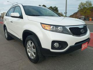 Used 2013 Kia Sorento LX-AWD-EXTRA CLEAN-BLUETOOTH-AUX-USB-ALLOYS for sale in Scarborough, ON