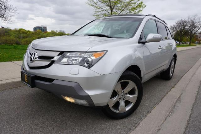 2008 Acura MDX ELITE PACKAGE / NO ACCIDENTS / WELL MAINTAINED