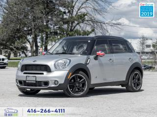 Used 2011 MINI Cooper Countryman Cooper S|All 4|Heated seats|6 speed manual| for sale in Bolton, ON