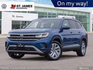 New 2021 Volkswagen Atlas HIGHLINE for sale in Winnipeg, MB