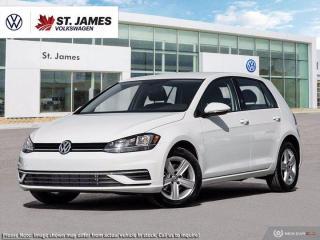New 2021 Volkswagen Golf COMFORTLINE for sale in Winnipeg, MB
