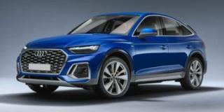 New 2021 Audi Q5 Sportback Progressiv for sale in Winnipeg, MB