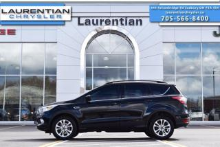 Used 2018 Ford Escape SE!! AWD!! HEATED SEATS!!  BACKUP CAMERA!!  BLUETOOTH!! for sale in Sudbury, ON