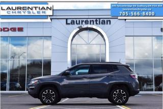Used 2019 Jeep Compass Upland Edition!! BACKUP CAMERA!! 4X4!! HEATED SEATS AND WHEEL!! for sale in Sudbury, ON