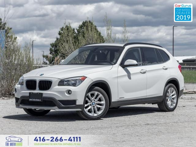 2015 BMW X1 xDrive28i|Pano roof|Low kms|Clean Carfax|