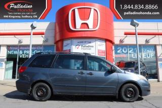Used 2007 Toyota Sienna CE - SELF CERTIFY - for sale in Sudbury, ON