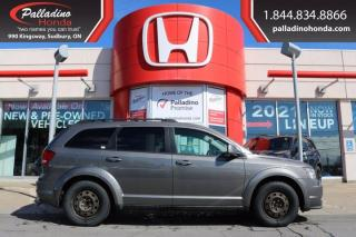 Used 2013 Dodge Journey SE Plus - SELF CERTIFY - for sale in Sudbury, ON