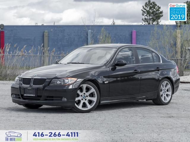 2006 BMW 3 Series 330i|Heated seats|Low kms|