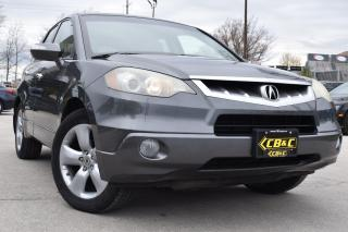 Used 2008 Acura RDX NO ACCIDENTS for sale in Oakville, ON