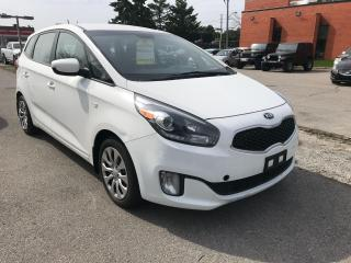 Used 2014 Kia Rondo manual ,b/tooth,safety+3years warranty included for sale in Toronto, ON