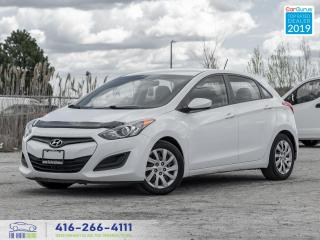 Used 2013 Hyundai Elantra GT GL|Manual|Heated seats and steering| for sale in Bolton, ON