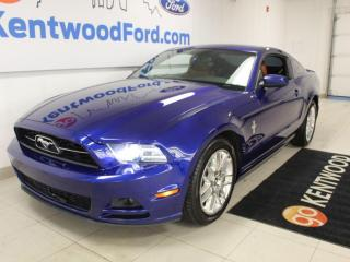 Used 2013 Ford Mustang Premium | Pony Pkg | Decklid Spoiler | Leather | Heated Seats | for sale in Edmonton, AB