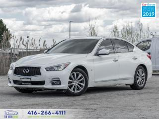 Used 2015 Infiniti Q50 Q50 Limited|AWD|Navi|Roof| for sale in Bolton, ON