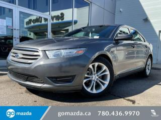 Used 2013 Ford Taurus SEL - LEATHER, HEATED SEATS, BLUETOOTH, SUNROOF AND MORE! for sale in Edmonton, AB