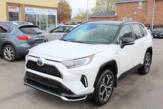 Used 2021 Toyota RAV4 PRIME XSE for sale in Brampton, ON