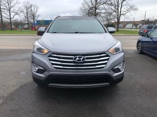 Used 2013 Hyundai Santa Fe LTD w/Saddle Int for sale in Hamilton, ON