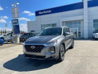Used 2019 Hyundai Santa Fe ULTIMATE/ADAPTIVECRUISE/PANOROOF/NAV/COOLEDSEATS for sale in Edmonton, AB