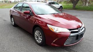 Used 2017 Toyota Camry LE for sale in Stittsville, ON
