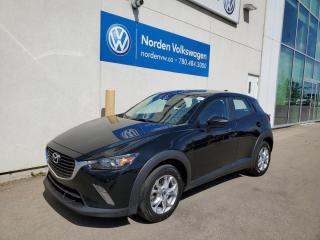 Used 2016 Mazda CX-3 GS AWD - LEATHER / HTS SEATS / BACKUP CAM for sale in Edmonton, AB