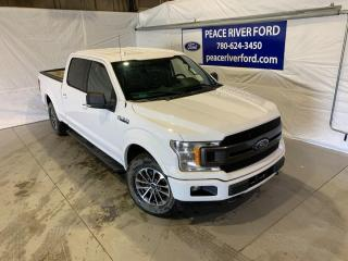 Used 2018 Ford F-150 XLT for sale in Peace River, AB