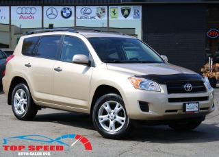 Used 2009 Toyota RAV4 4WD | 1 OWNER | HEATED ELECTRIC MIRRORS | MINT for sale in Richmond Hill, ON
