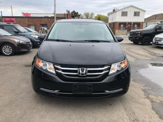 Used 2017 Honda Odyssey **NAV*BACKUP CAMERA*LEATHER SEATS** for sale in Hamilton, ON