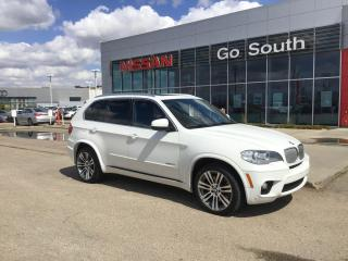 Used 2012 BMW X5 50i, X5, LEATHER, NAVIGATION for sale in Edmonton, AB